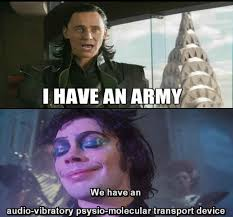 Rocky Meme - rocky horror i have an army meme by doctorchibi on deviantart