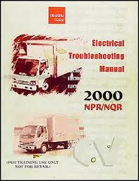 2000 npr nqr w3500 w4500 w5500 electrical troubleshooting manual orig