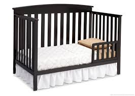 How To Convert Crib To Bed Gateway 4 In 1 Crib Delta Children