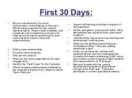 30 60 90 day business plan template powerpoint businessman clipart
