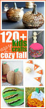 120 easy kids craft ideas for a cozy fall season fall season