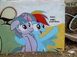 Graffiti Meme - 279327 alternate version artist shinodage graffiti meme