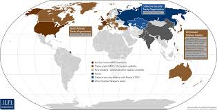 Norway On World Map by Maps Ilpi Weapons Of Mass Destruction Project