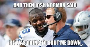 Dallas Cowboys Meme Generator - sportsday cowboys on twitter dallascowboys meme maker meme