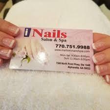 i nails salon and spa 186 photos u0026 22 reviews nail salons