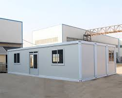 low cost special steel structure prefab container house building