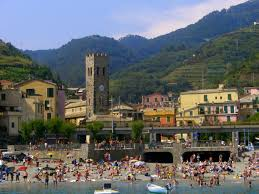 Map Of Cinque Terre Cinque Terre Italy Worlds Best Beach Towns