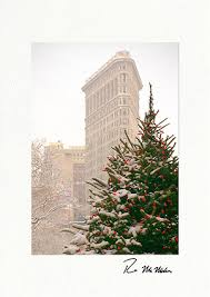 Business Printed Christmas Cards Building Christmas Tree Nyc Personalized Christmas Cards