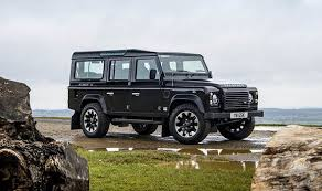 range rover defender 2018 land rover defender works v8 2018 review is the new car a future