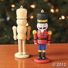 unfinished wood nutcracker ready to paint diy by veneciaart 3 95