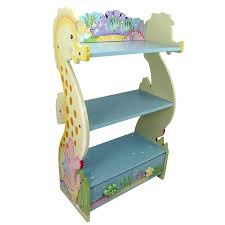 Levels Of Discovery Bookcase Fantasy Fields Under The Sea 38
