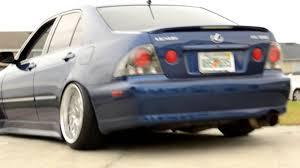 lexus is300 bbs wheels stanced lexus is300 work vs mx watch in hd youtube