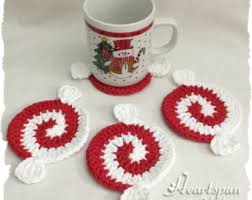 peppermint decor etsy