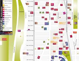 Map Of Harlem Culturenow Harlemnow