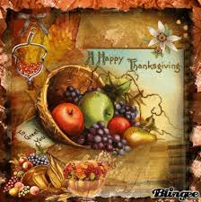 graphics for vintage happy thanksgiving animated graphics www