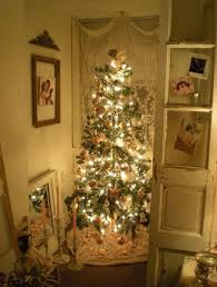 Shabby Chic Christmas Tree by 38 Best Shabby Chic Christmas Images On Pinterest Shabby Chic