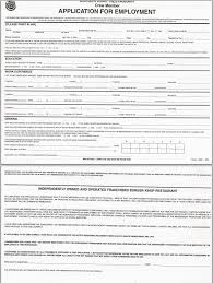 Post Resume Online For Employers by Burger King Application Online Job Employment Form