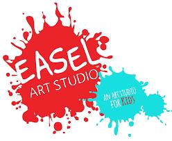easel art studio