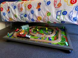 Thomas The Train Play Table Furniture Splendid Railroad Kids Schaumburg Trains Ikea Train