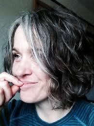 grey streaks in hair grey highlights while hair turning grey dark brown hairs of hair