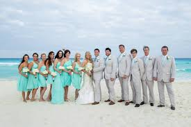 rock cancun wedding robinson neal vip vacations inc honeymoon destination