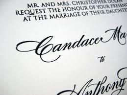 thermography wedding invitations black thermography wedding invitations blush paperie