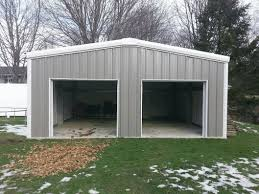 How To Build A Two Story Garage by Best 20 Prefab Garage Kits Ideas On Pinterest Prefab Garages