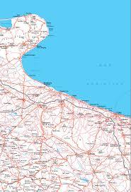 Bari Italy Map by Bari Metro Map U2022 Mapsof Net