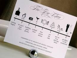 Funny Wedding Programs Creative Wedding Programs Tlcevents