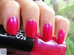 maybelline color show nail lacquers the lil u0027 vovo effect