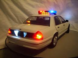 toy police cars with working lights and sirens for sale blue line diecast custom diecast police models and flashing lightbars