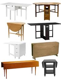 Dining Room Furniture For Small Spaces Interior Folding Table Of Dining Room For Small Spaces Tables