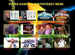 Power Rangers Meme - power rangers controversy meme by rasic1213 on deviantart