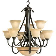 home depot chandelier center bowl chandeliers hanging lights the home depot