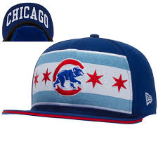 Chicago Cubs Map by Snapbacks