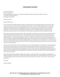 summer job cover letter examples executive director professional