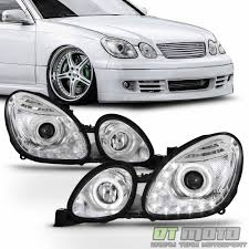 black lexus 2006 lexus gs headlight ebay