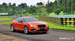 bentley indonesia bentley continental gt v8 s sentul circuit