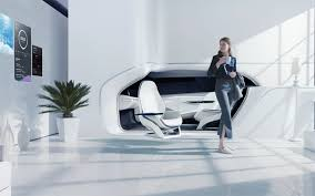 Will cars of the future be portable living spaces