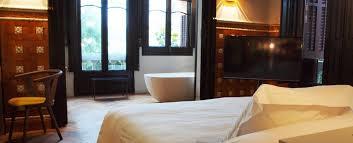 chambre barcelone hôtel relais du silence le palacete hotel étoiles catalogne