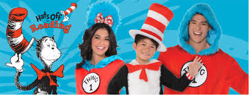 dr seuss costumes accessories supplies city