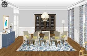 contemporary classic glam dining room design by havenly interior
