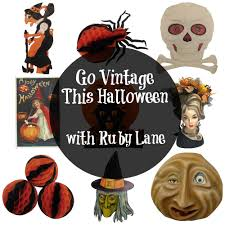 go vintage this halloween with ruby lane ruby lane blog