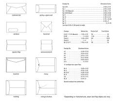 Envelopes Size The 25 Best Standard Envelope Sizes Ideas On Pinterest Standard