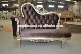 Vintage Chaise Lounge Gold Foil Antique Chaise Lounge For Sale Xyn395 Buy Gold Foil