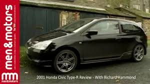 2001 honda civic type r 2001 honda civic type r review with richard hammond