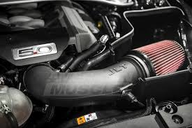 ford mustang cold air intake bama performance tunes americanmuscle s 2015 mustang gt with jlt