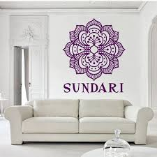 Lotus Flower Wall Decal Om by Compare Prices On Stickers Home Decorative Om Online Shopping Buy