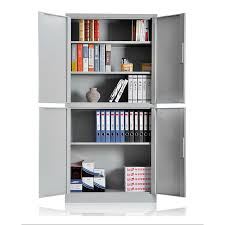 Safe Cabinet Laboratory File Cabinet Library Reading Table Data Rack Cabinet Steel Designer File