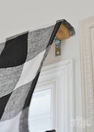 How To Hang Roman Blinds Instructions Sew A Diy Roman Shade The Diy Mommy